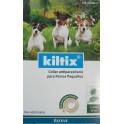 KILTIX Pequeño Antiparasitario collar para perros