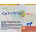 CIMALGEX 80 mg 144 Comprimidos Antiinflamatorio para perros