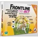 Frontline Tri-Act 5-10 Kg Antiparasitario Pipetas para perros