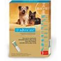 Advocate 3 Pipetas para perros 4-10 Kg