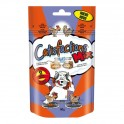 CATISFACTIONS MIX POLLO PATO 6 x 60 gr Skacks para Gatos