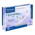 EFFIPRO PERRO MEDIANO 134 mg Pipetas Antiparasitarias para Perros