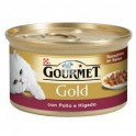 PURINA GOURMET GOLD DELICIAS 24 x 85 g Comida para Gatos