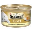 PURINA GOURMET GOLD SOUFFLE 24 x 85 g Comida para Gatos
