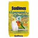 AGAPORNIS Y CAROLINAS 1 Kg Comida para Aves