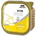 SPECIFIC KITTEN FPW 7x100 gr Comida para Gatos