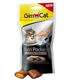 NUTRI POCKETS GATO 60 gr Snacks para Gatos