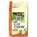 CAT CHOW ADULT POLLO-PAVO 1.5 kg Comida para Gatos