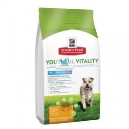 Hills Canine ADULT MINI 7 + YOUTHFUL VITALITY Pienso para Perros