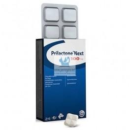 PRILACTONE NEXT 100 mg 24 Comprimidos Insuficiencia Cardiaca en perros