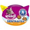 WHISKAS DENTABITES SNACKS 8x40 gr Comida para Gatos