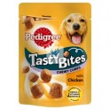 PEDIGREE TASTY BITES CHEWY CUBES AVES 6x130 gr Snacks para Perros