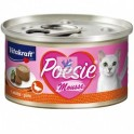 POESIE MOUSSE LATA 12x85 g Comida para Gatos
