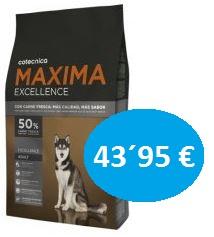 pienso para perros maxima excellence 14 kg