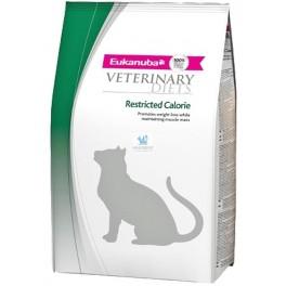EUKANUBA FELINE ADULTO RESTRICTED CALORIE POLLO 1,5 Kg Comida para Gatos