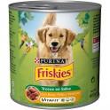 FRISKIES PERRO PH BUEY Y POLLO 12 x 800 g Pienso para Perros
