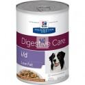 Hills Canine I/D STEW Estofado LOW FAT 12x354 g Pienso para Perros