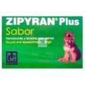 ZIPYRAN PLUS SABOR Comprimidos Antiparasitarios para perros