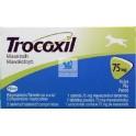 TROCOXIL 75 mg 2 Comprimidos Antiinflamatorio para perros