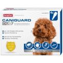 CANIGUARD DUO 4 Pipetas Antiparasitario para Perros
