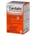 CARDALIS 2.5/20 mg 30 Comprimidos para Perros con Insuficiencia Cardíaca Congestiva