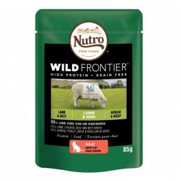NUTRO WILD CAT POUCH 24x85 g Comida para Gatos
