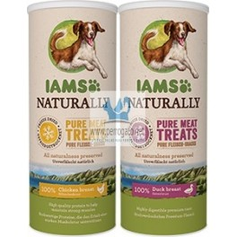 IAMS PERRO NATURALLY FREEZE DRIED 8 x 50 g Snacks para Perros