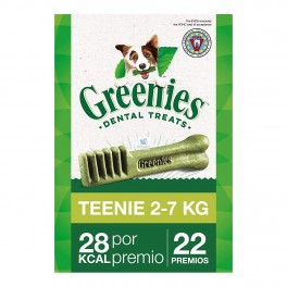GREENIES C&T ORIGINAL 6 Bolsas de 170 g Snack Dental para Perros