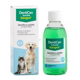 DENTICAN SOLUBLE Para higiene bucodental de mascotas