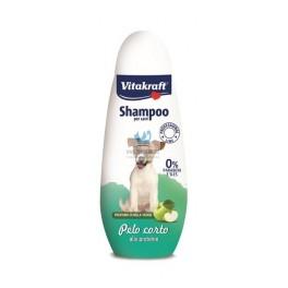 CHAMPU VITAKRAFT PELO CORTO PERRO 250 ml Champu para Perros