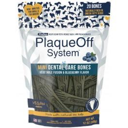 PLAQUEOFF DENTAL MINI BONES VEGGIE 340 g Higiene bucal de perros