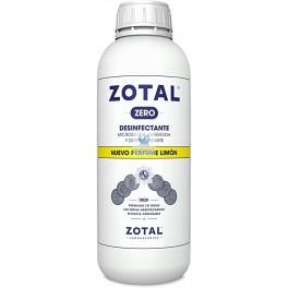 ZOTAL ZERO AROMA DE LIMÓN Desinfección del Hogar