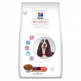 Hills Canine VetEssentials ADULT MEDIUM CORDERO Y ARROZ Pienso para Perros