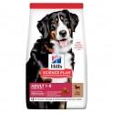 Hills Canine Adult Razas Grandes Cordero/Arroz 14 Kg pienso para perros