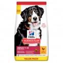 Hills Canine Adult Razas Grandes Pollo 14 Kg pienso para perros