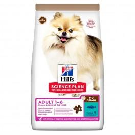 Hills Canine ADULT NO GRAIN RAZA PEQUEÑA ATÚN Pienso para Perros
