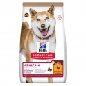 Hills Canine ADULT NO GRAIN MEDIUM POLLO 2.5 Kg Pienso para Perros