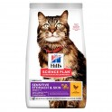 Hills Feline Adult Sensitive Stomach & Skin 1.5 Kg comida para gatos