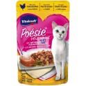 POESIE DELI SAUCE JUNIOR 23 x 85 g Comida para Gatos