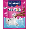 CAT STICK MINI 20 x 3 Unidades Snacks para Gatos