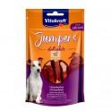 JUMPERS DELIGHTS PATO Y HUESO CALCIO 80 g Snacks para Perro