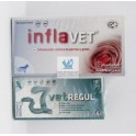 INFLAVET 60 Comprimidos + VETREGUL 50 ml (Pack Promocional)