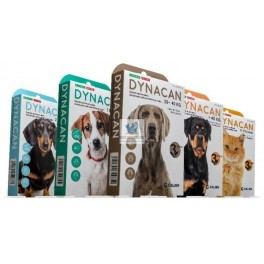 DYNACAN PERRO 3 PIPETAS Antiparasitario Pipetas para Perros