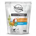 NUTRO GRAIN FREE CACHORRO MEDIUM POLLO 10 Kg Pienso para Perros
