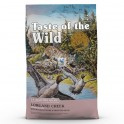 Taste Gato of the Wild Lowland Creek Codorniz 6,6 Kg Comida para Gatos