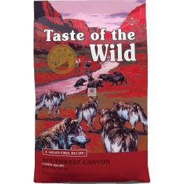 TASTE OF THE WILD SOUTHWEST CANYON12,2 Kg Pienso Para Perros