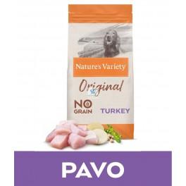 Natures Variety Original Grain Free Medium Adult Turkey 12 Kg Pienso para Perros
