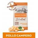 Natures Variety Selected Grain Free Junior Pollo Campero 10 Kg Pienso para Perros