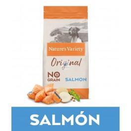 Natures Variety Original Grain Free Mini Adult Salmón 7 Kg Pienso para Perros