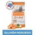Natures Variety Selected Grain Free Medium Adult Salmón 12 Kg Pienso para Perros